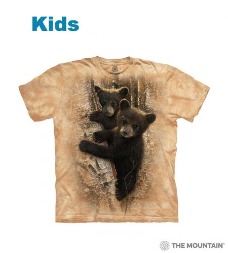 Curious Cubs - Kids Bear T-shirt - The Mountain®